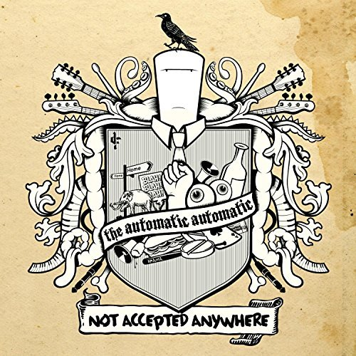 Automatic Automatic Not Accepted Anywhere CD R