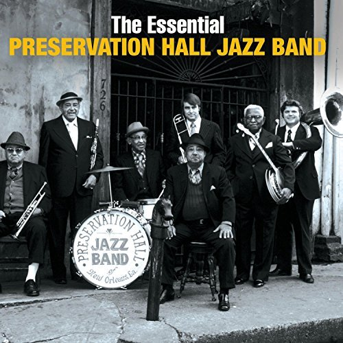 Preservation Hall Jazz Band Essential Preservation Hall Ja Remastered 2 CD Set
