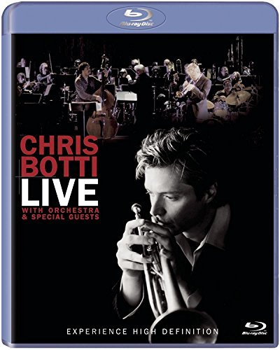 Chris Botti Live With Orchestra & Special Clr Blu Ray