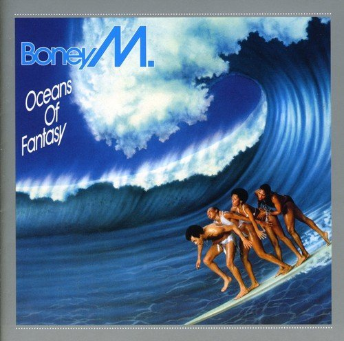 Boney M Oceans Of Fantasy Import Gbr