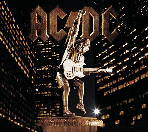Ac Dc Stiff Upper Lip Remastered Digipak Incl. Booklet