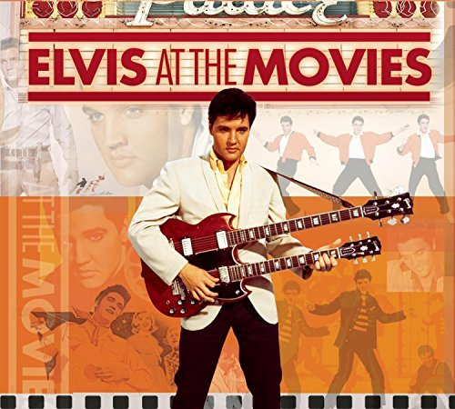 Elvis Presley Elvis At The Movies 2 CD Set