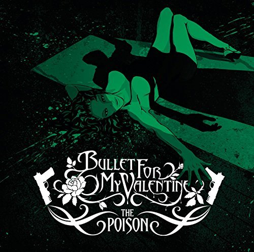 Bullet For My Valentine Poison Explicit 2 CD Set