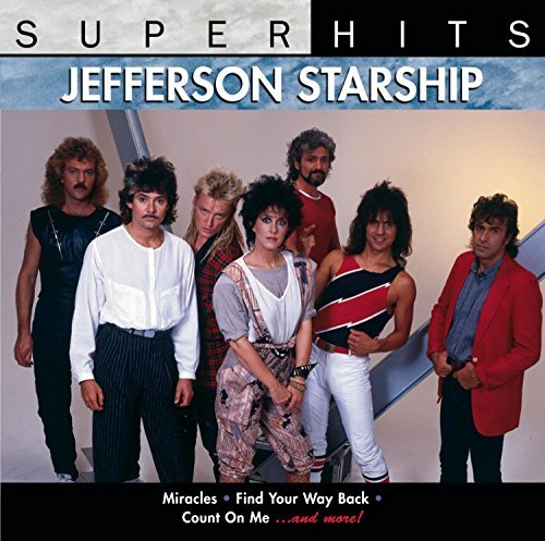 Jefferson Starship Super Hits Super Hits