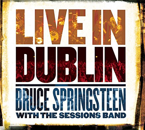 Bruce Springsteen Live In Dublin 2 CD Set
