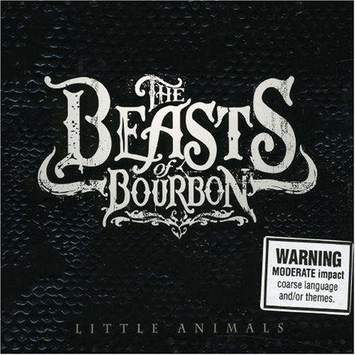 Beasts Of Bourbon Little Animals (limited Slipcase) Import Aus.