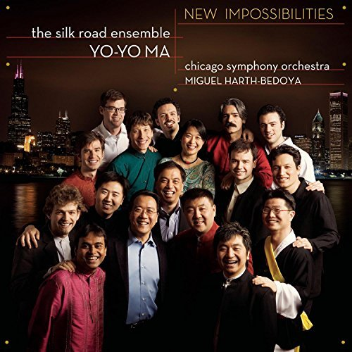 Yo Yo Ma New Impossibilities