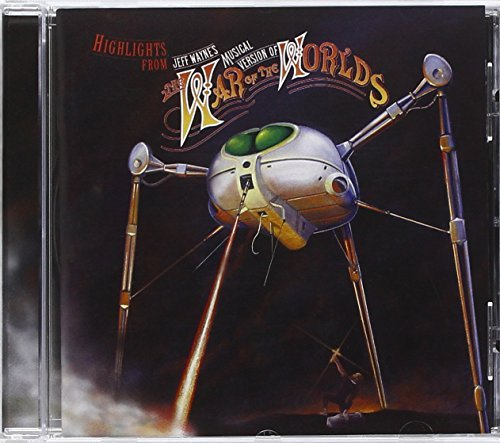 Jeff Wayne Highlights Of Twotw Import Gbr