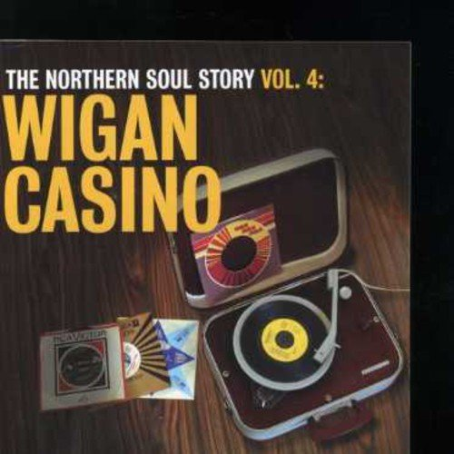 Northern Soul Story Vol. 4 Wigan Casino Import Gbr