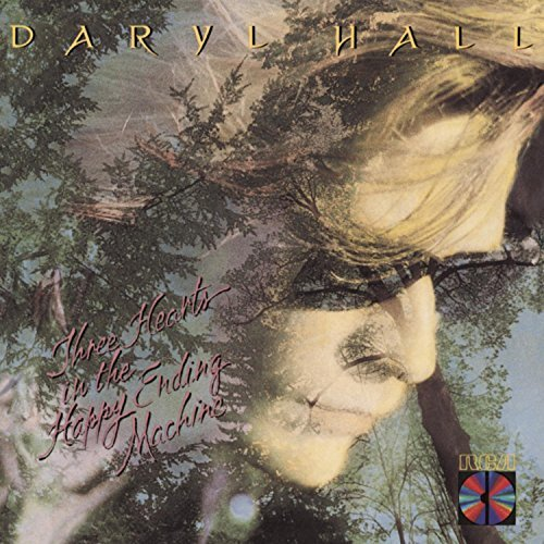 Daryl Hall 3 Hearts In The Happy Ending M