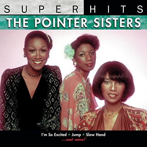 Pointer Sisters Super Hits Super Hits