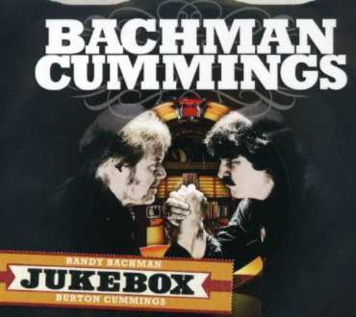 Bachman Cummings Jukebox Import Can Incl. Bonus DVD