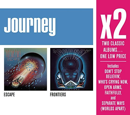 Journey X2 (escape Frontiers) 2 CD Set