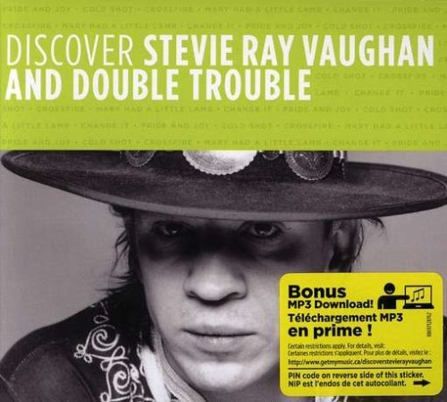 Vaughan Double Trouble Discover Stevie Ray Vaughan & Import Can
