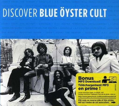 Blue Oyster Cult Discover Blue Oyster Cult Import Can