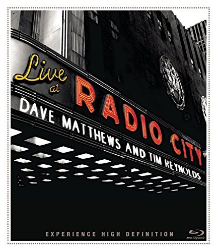 Matthews Reynolds Live At Radio City Clr Blu Ray 2 Blu Ray Set