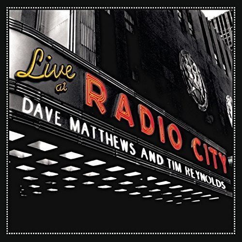 Matthews Reynolds Live At Radio City 2 CD Set