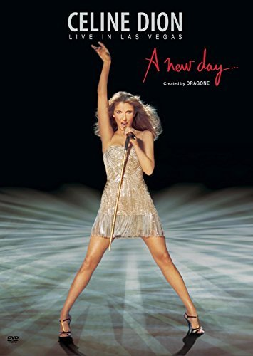 Celine Dion New Day Live In Las Vegas 2 DVD