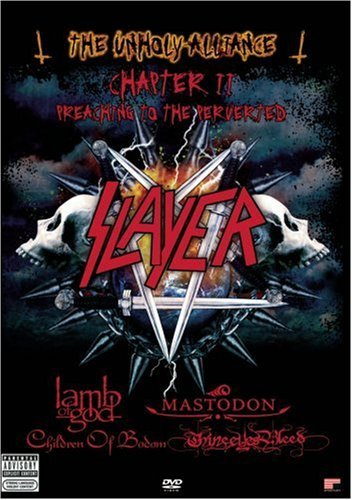 Slayer Unholy Alliance Live Explicit Version