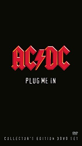 Ac Dc Plug Me In Deluxed Ed. 3 DVD