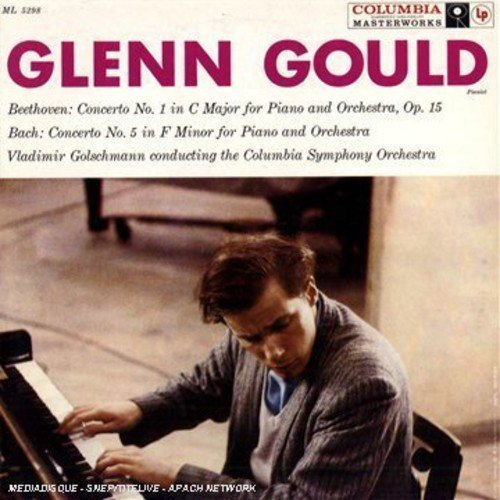 Glenn Gould Beethoven Piano Concerto No. Import Gbr