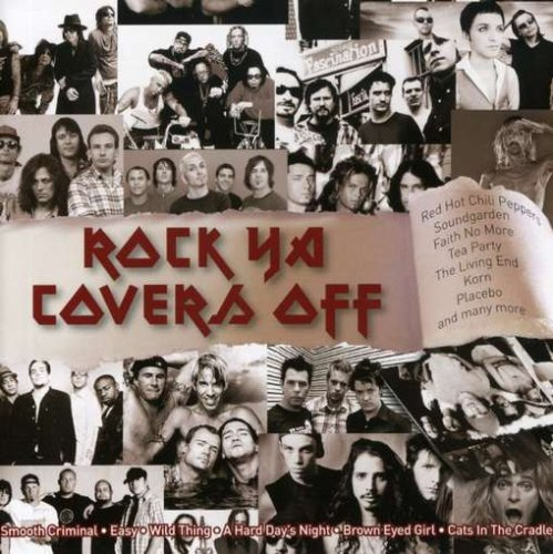 Rock Ya Covers Off Rock Ya Covers Off Import Aus 2 CD Set