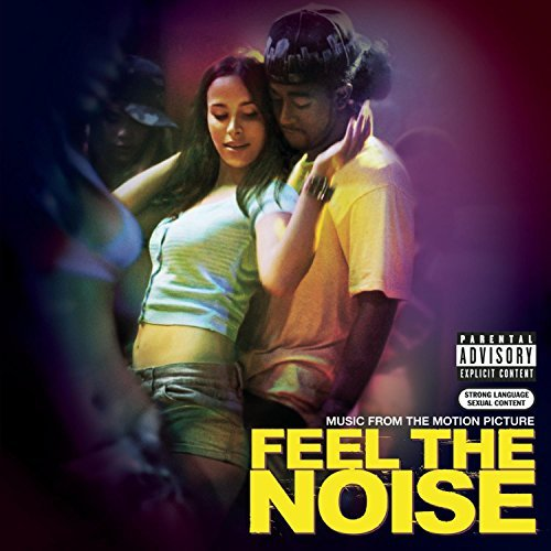 Feel The Noise Soundtrack CD R Explicit Version