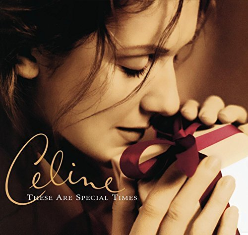 Celine Dion These Are Special Times Digipak Incl. DVD