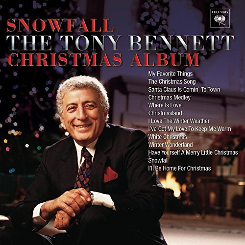 Tony Bennett Snowfall Deluxe Ed. Brilliant Box Incl. DVD