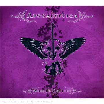 Apocalyptica Worlds Collide Import Eu Deluxe Edition Cd+dvd