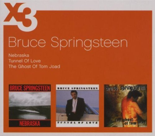 Springsteen Bruce Nebraska Tunnel Of Love Ghost Import Eu 3 CD Set