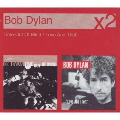 Dylan Bob Time Out Of Mind Love & The Ft Import Eu 2 CD Set
