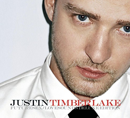 Justin Timberlake Futuresex Lovesounds Deluxe Ed. Incl. Bonus DVD