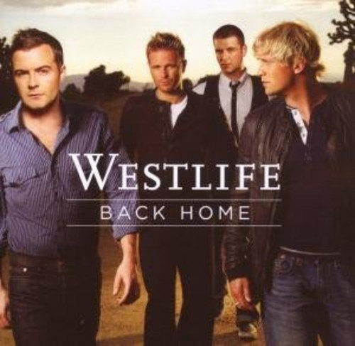 Westlife Back Home Import Eu
