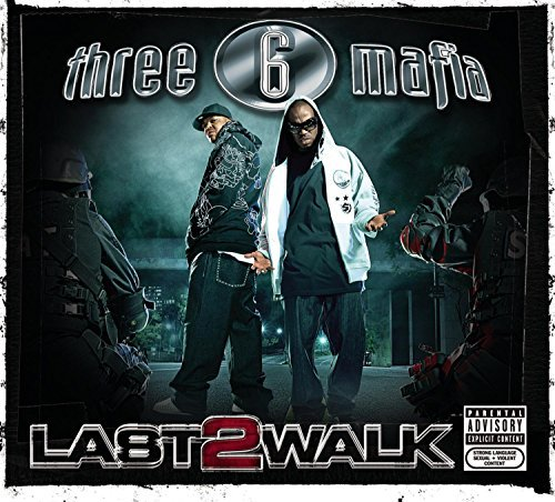 Three 6 Mafia Last 2 Walk Explicit Version Deluxe Ed. 2 CD Set