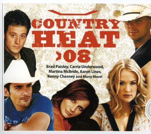 Country Heat '08 Country Heat '08 Import Can