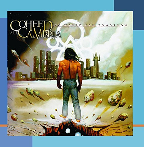Coheed And Cambria No World For Tomorrow CD R Clean Version Slipsleeve