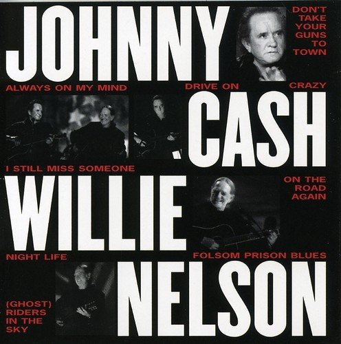 Cash Johnny Vh1 Storytellers With Willie N