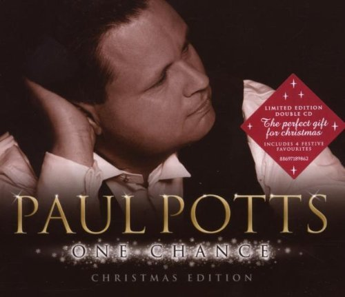 Paul Potts One Chance Christmas Edition Import Eu