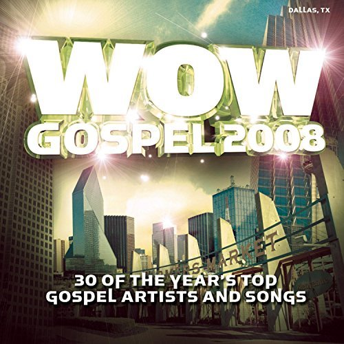 Wow Gospel 2008 Wow Gospel Moss Franklin Sapp Price 2 CD Set