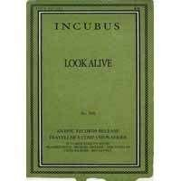 Incubus Look Alive Limited Edition Import Eu Ntsc (0) Incl. Bonus CD