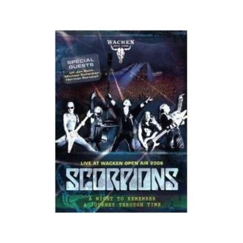 Scorpions Live At Wacken Open Air 2006 Import Eu Ntsc (0)