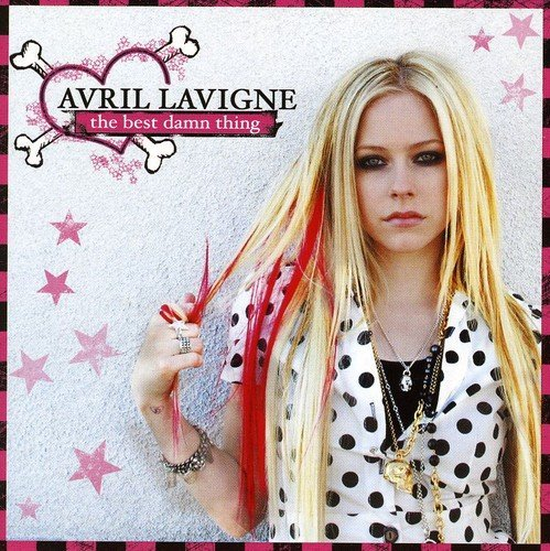 Avril Lavigne Best Damn Thing Special Editio Import Eu Incl. Bonus Tracks & DVD