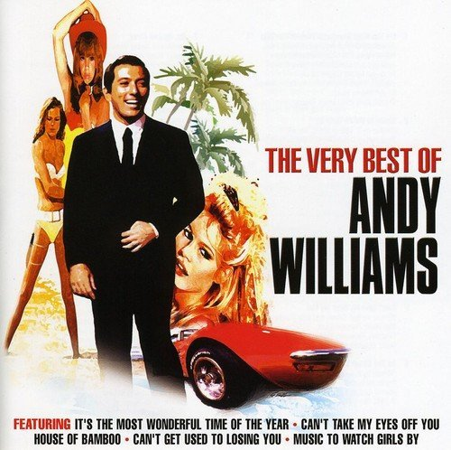 Andy Williams Very Best Of Import Gbr