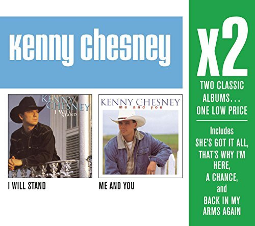 Kenny Chesney X2 (i Will Stand Me & You) 2 CD Set