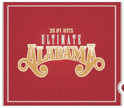 Alabama Ultimate Alabama 20 #1 Hits Slider