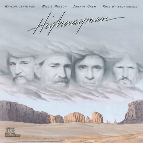 Highwayman Highwayman Cash Nelson Kristofferson Jennings Super Hits