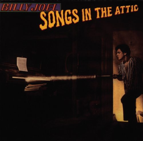 Joel Billy Songs In The Attic Super Hits