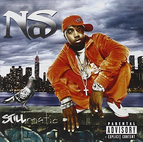 Nas Stillmatic Incl. Bonus CD Super Hits