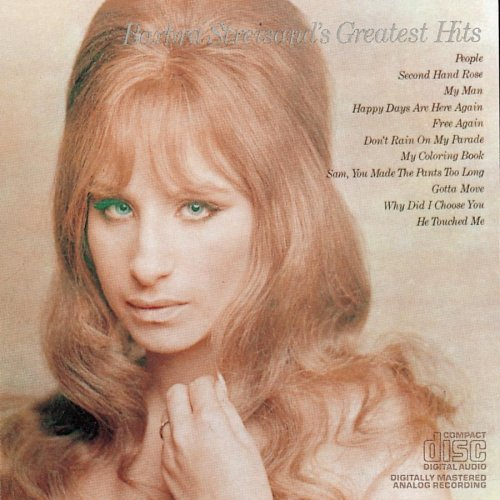Streisand Barbra Greatest Hits Super Hits